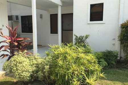 Relaxing Home in Forest View Subic - Apartamento