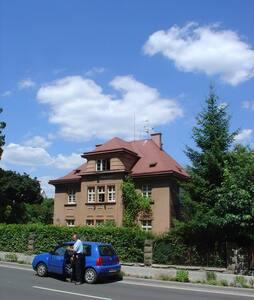 Byt 2+1 ve vile se zahradou Trutnov - Trutnov