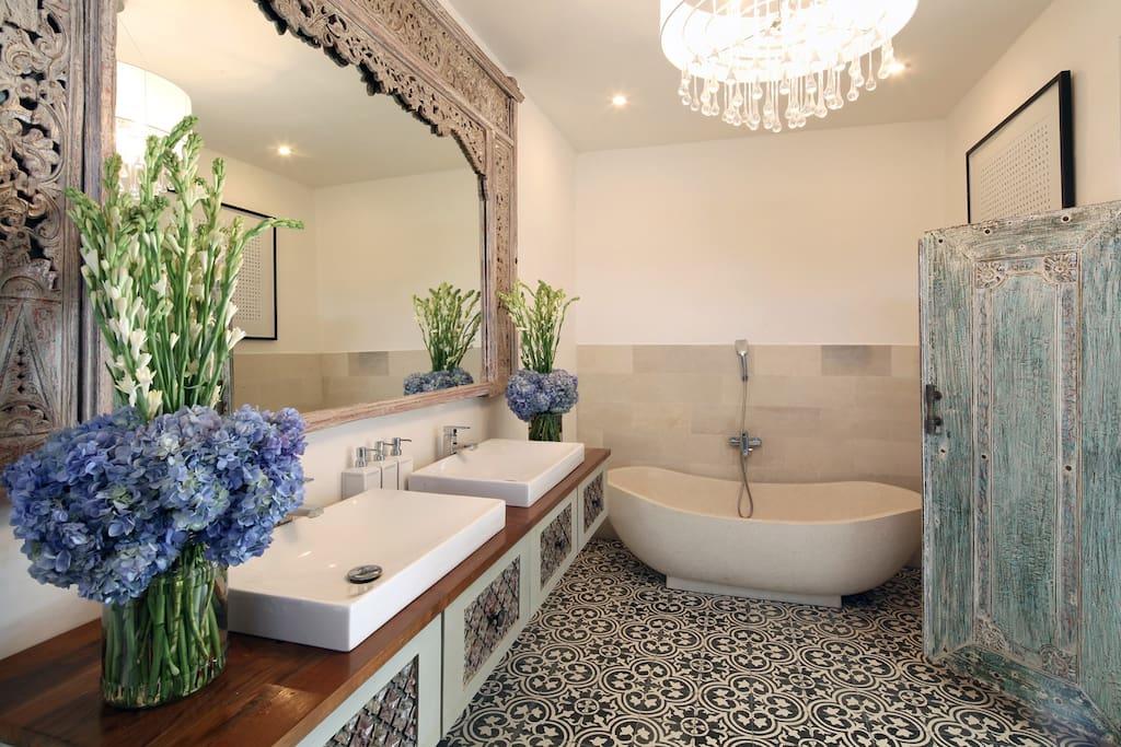 2 Bed pool villa