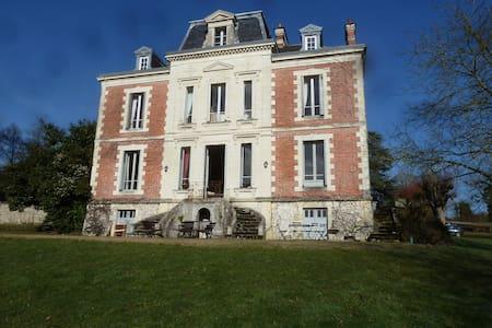 Belle demeure du Val de Loir - Aamiaismajoitus