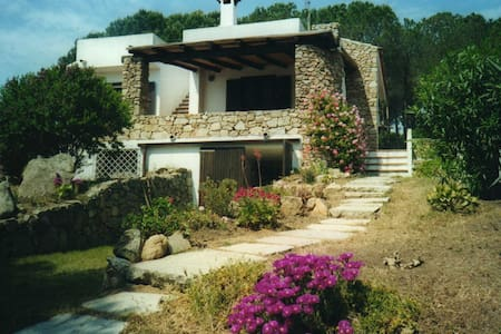 villa a few steps from the crystal sea - Conca Verde