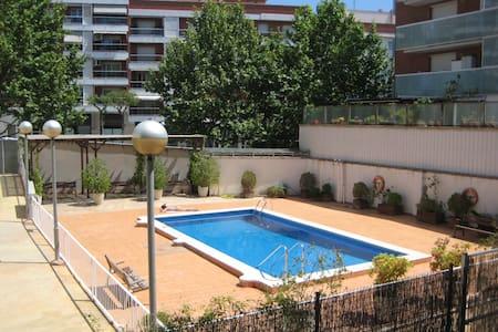 Habitación doble en Tarragona - Wohnung