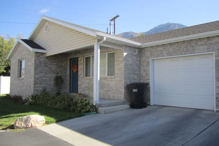 Private Provo Townhome - Provo - Townhouse