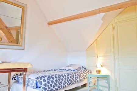 La chambre romantique à La Tonnelle - VOUVRAY