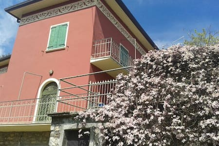 Appartamento in Villa Neo Classica - Parzanica - Apartmen