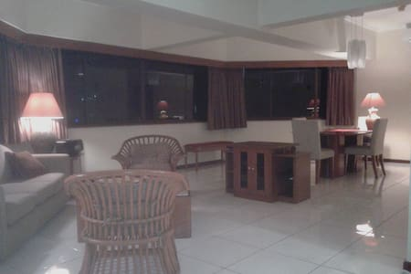 Luxury furnished apartment, Jakarta