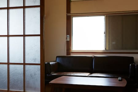 Japanese old folk house - Apartment