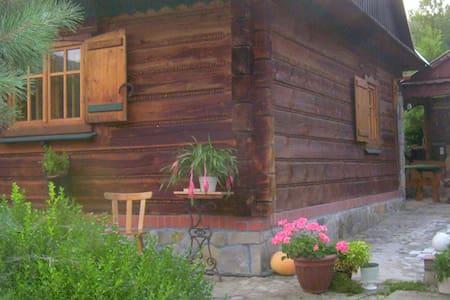Kraków Czchów house in the garden - Gmina Czchów