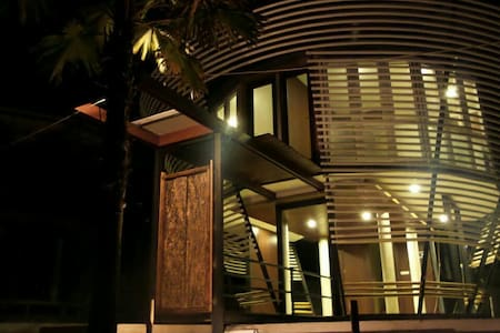 Beach front with private pool - 2 - Villa