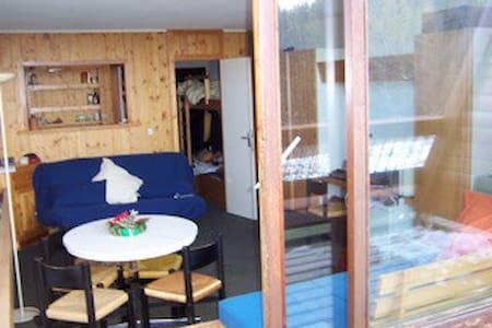 Studio sur les pistes Arcs 1600 - six cent €/sem - Bourg-Saint-Maurice - Appartement