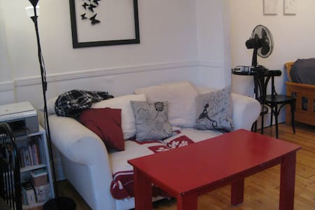Charming appartement Plateau/Downtown - Montreal - Apartment