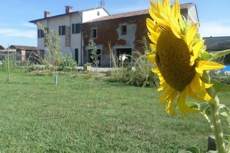 STANZA RELAX ECOBIO 1 km dall'uscita A21 Pontevico - Gauzza - Apartemen
