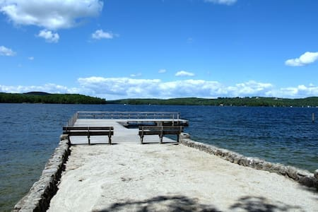 Lake Sunapee Vacation Home - Newbury - Rumah