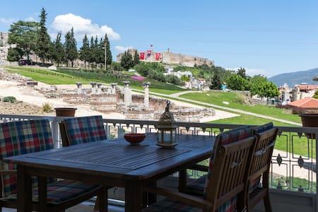 Ephesus Selcuk Castle View Suites-2