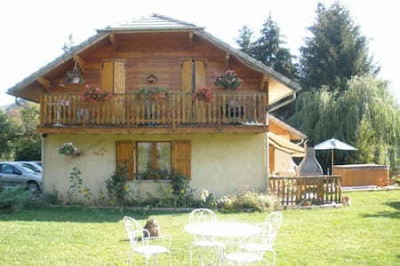 Chamber(Room) in magnificent chalet - Selonnet