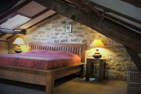 Luxery Guesthouse near St. Antonin - Caylus - Blockhütte