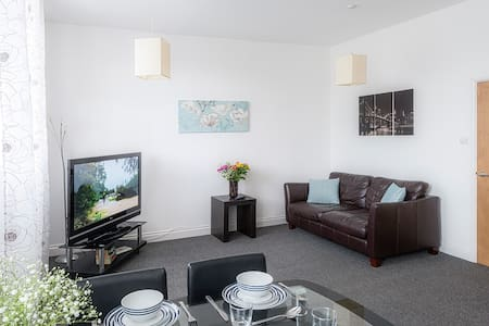 Cheltenham Town Centre 1 Bedroom Apartment - Cheltenham - Pis