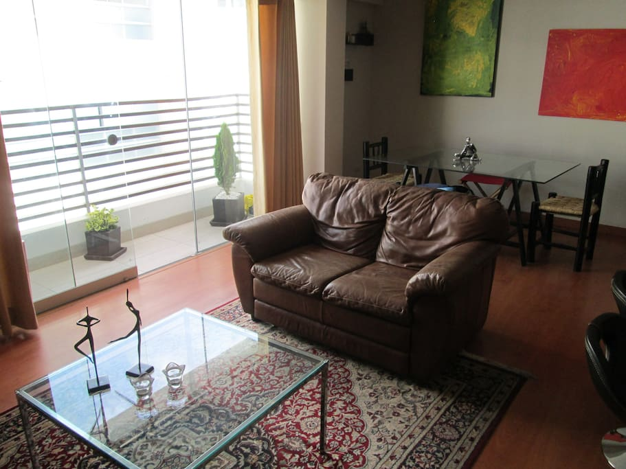 One bedroom apartment in Miraflores