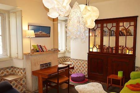White Room at Lanka's in Alfama