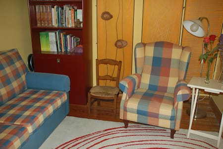 Apartamento céntrico en Errenteria - Errenteria - Flat