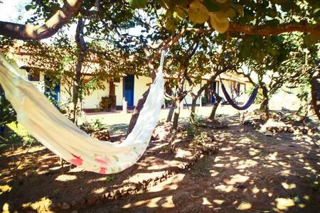 Bangalôs\ Rústicos e Aconchegantes! - Serra do Cipó National Park - Chalet