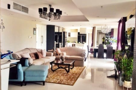 Elegant 3BR, 190sqm in City Central