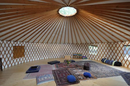 Yurt for share with 12 people