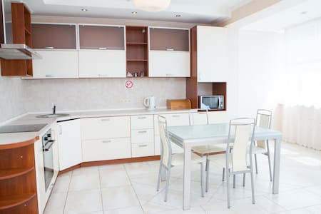 Beautiful spacious apartment & view - Appartement