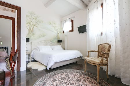Amazing sea view villa up to menton - Bed & Breakfast