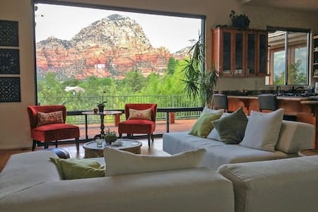 Amazing Views, 3 Bedrooms with Pool and Jacuzzi! - Sedona - Casa