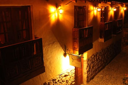 Unique guest house in Ollantaytambo - Szoba reggelivel
