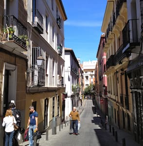 A perfect spot In Madrid's heart!