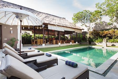 Chillout in Bali at your own villa