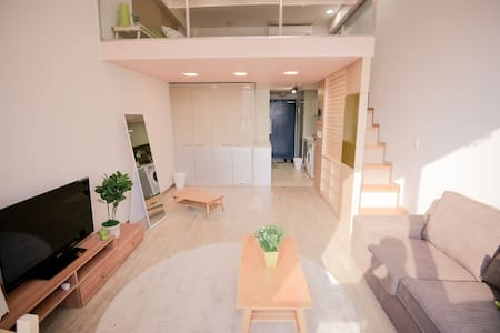 Josh's Duplex Apt - Gangnam Station - Lejlighed