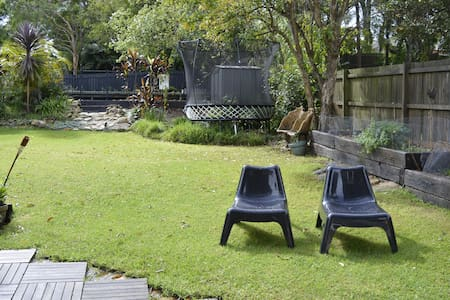 5 bed large family home near Manly.