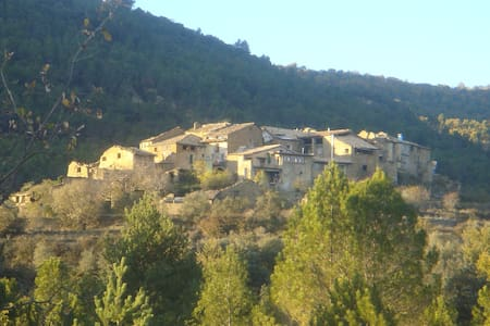 Ecovillage near Pyrenees - Dom