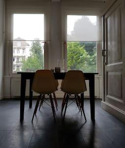 Light and airy balcony apartment - Amsterdam - Apartament