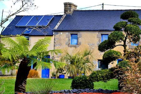 Le Nid d'Iroise - Lanildut - Bed & Breakfast