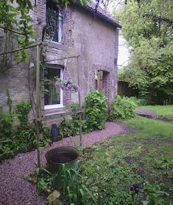 Les petits jardins: le lavoir - Ev
