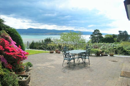 Idyllic Holiday Cottage with Sea & Mountain Views - Gwynedd - Casa