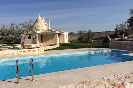 Trullo vacanza Amati - Cisternino - Maison