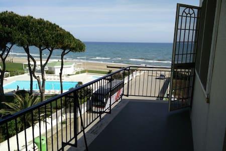 Spacious sea view apartment