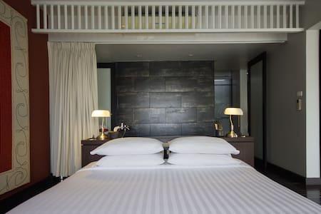 Loog Choob Homestay: A family suite - Bangkok - House