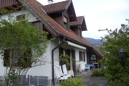 Wohnen im Grünen - Dornbirn