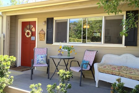 small cottage walking distance to downtown - Paso Robles - Casa