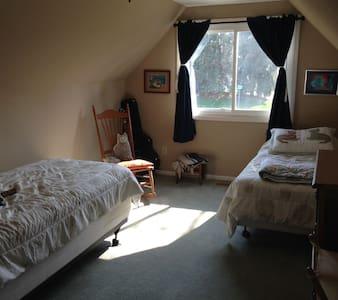 Room, Study w View, Mellow w Brkfst - Haus