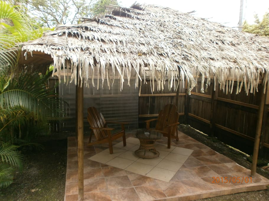 Coconut Love B&B with A/C