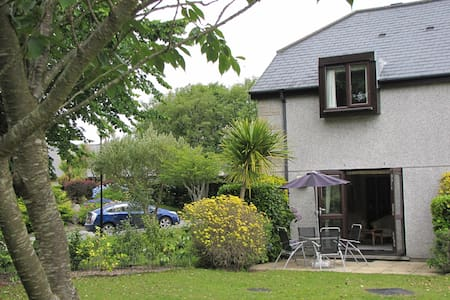 Little Gem, cosy, modern cottage - Falmouth - Huis