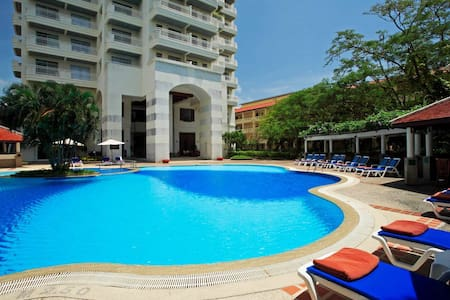 Waterfront 1 bedroom Suites- A - Wohnung