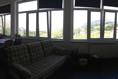 Villa on a hill: Casa SuccoAcido - Villa